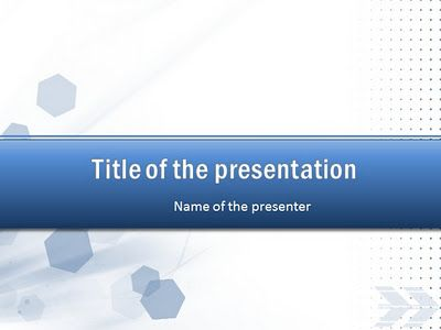 Blue Hexa is simple powerpoint template that consider important for professional views. clean and beautiful make this template match with Business Presentation. have 3 different background with no animation. but you can give animation yourself with our tutorial