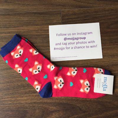 moJJa Sock Club Review - November 2017 - Canadian Sock Subscription Box + PROMO CODE