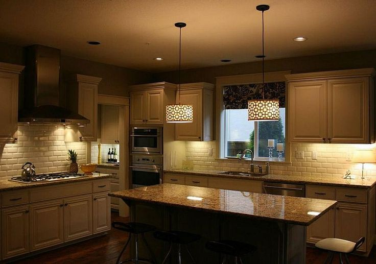 Modern Light Fixtures Kitchen