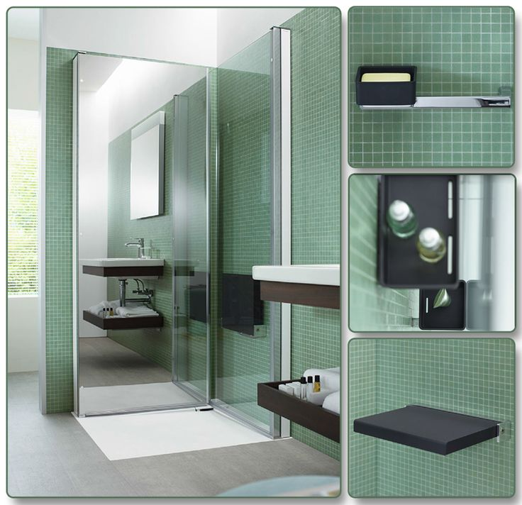 OpenSpace B - enlarging your bathroom!