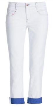 Quattro stili per interpretare i jeans bianchi in estate #Barrato #BarratoOfficial #BarratoStyle