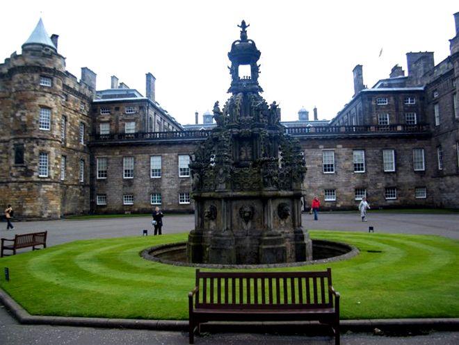 Escócia, o puro uísque