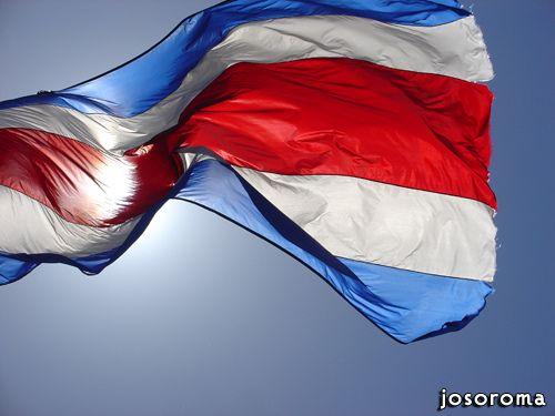 Bandera de Costa Rica by Josoroma