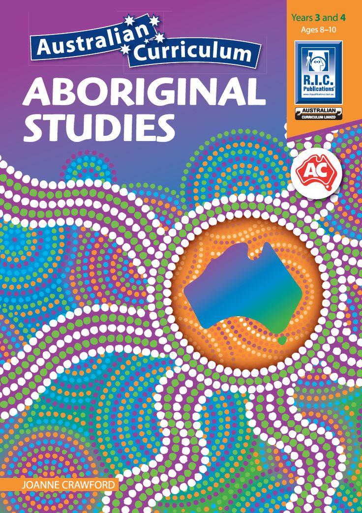 Australian Curriculum Aboriginal Studies Year 3 and 4