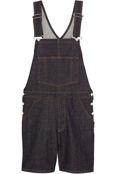 Givenchy - Overalls In Dark-blue Stretch-denim - Dark denim - FR40