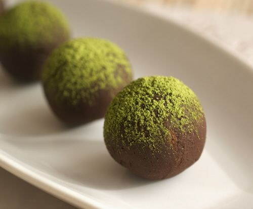 A Matcha Made in Heaven*:  Chocolate and Green Tea Truffles for Everyone (and More!)