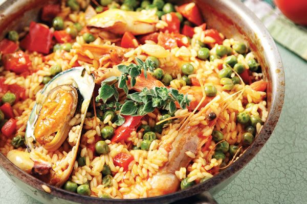 Συνταγή Παέλια με θαλασσινά | mamapeinao.gr | ΜΑΜΑ ΠΕΙΝΑΩ