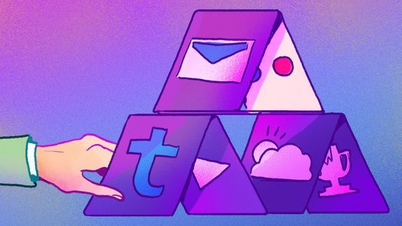 Why Yahoo's big app push wasn't enough to save it