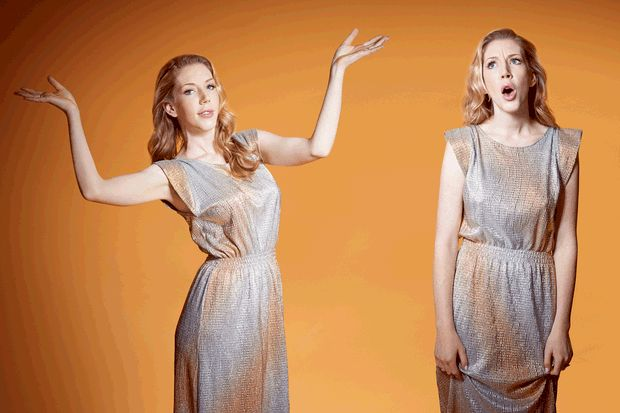 Meet the queen of confessional comedy: Katherine Ryan - ES Magazine - Life & Style - London Evening Standard