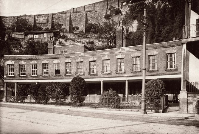 Hotwells Bristol 1897.