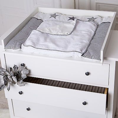 13 best images about chambre bb on pinterest running - Table a langer pour commode ...