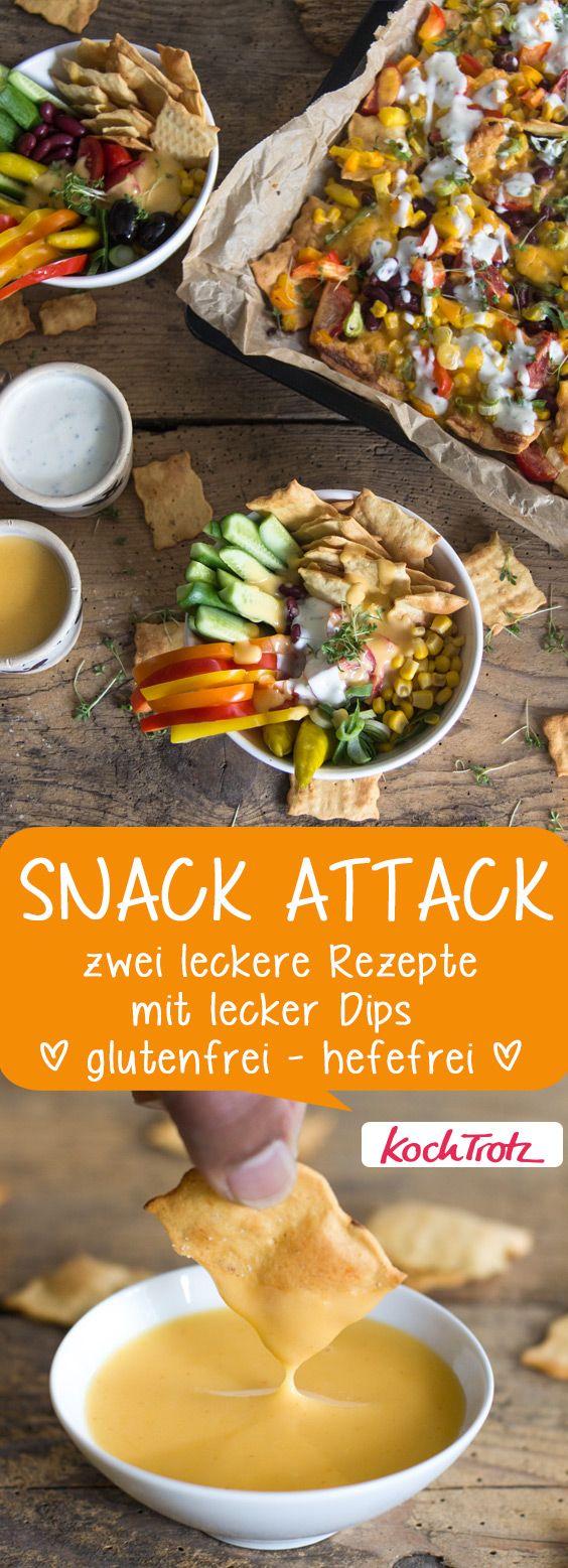 Snack Attack mit Hummus Crisps | 2 Rezepte | Bowls und gebackenes Hummus Crisps #snackattack