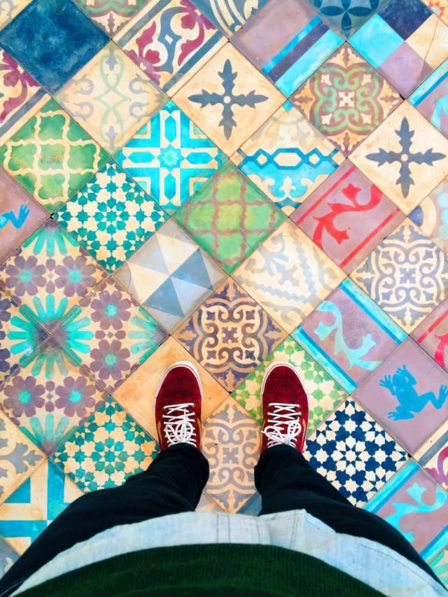 Floor Tile Design Pictures: A Gallery Of Floor Tile Images and Designs