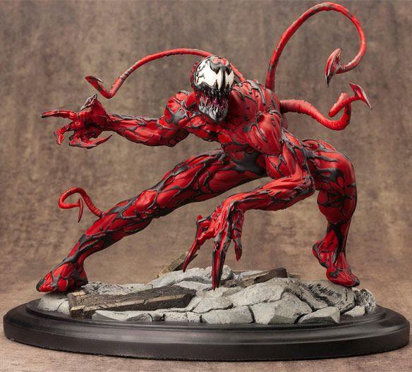 Kotobukiya Fine Art Statue Spider-Man Maximum Carnage $219.99
