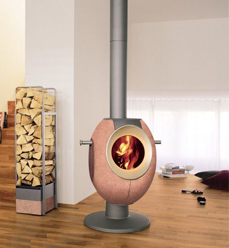 A Stove With Contemporary Style, I Believe Most Of Us Have Seldom Seen A  Pink