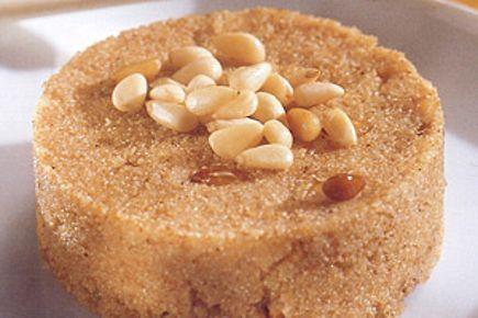 Παραδοσιακος κυπριακος χαλβας (νηστισιμος) | Συνταγες για ολα τα γουστα!