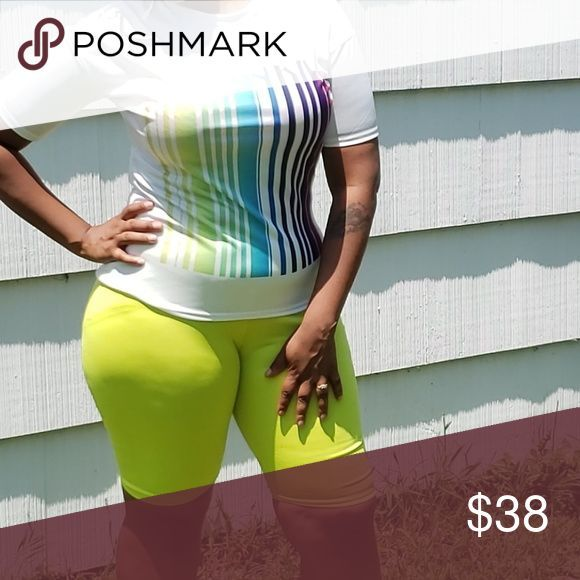 2 piece outfits Summer biker short sets Shorts  My Posh Picks   – Biker shorts