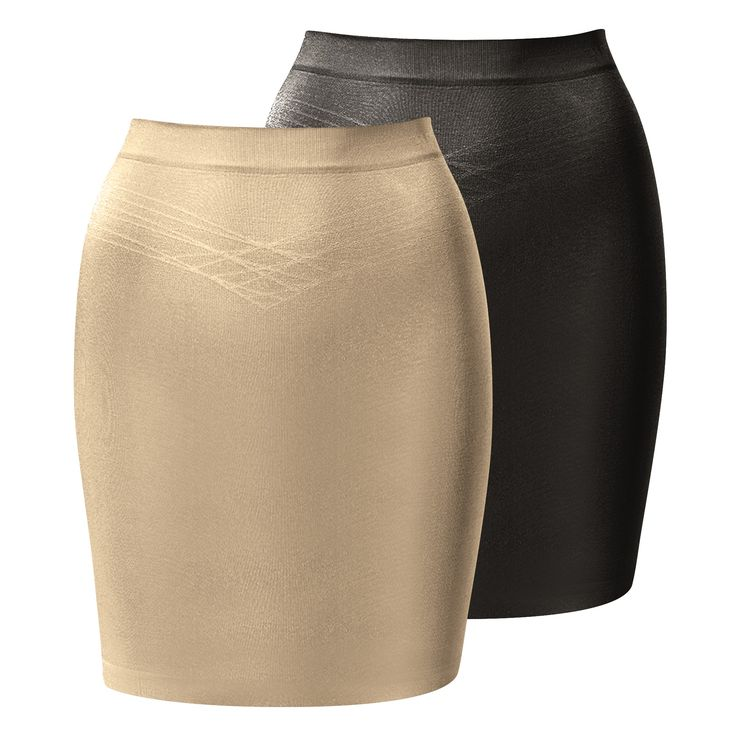 Triumph Seamless Skirt VP (Wheat / Black)