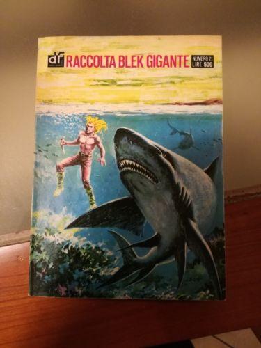 Raccolta-Blek-Gigante-N-21-Anni-70