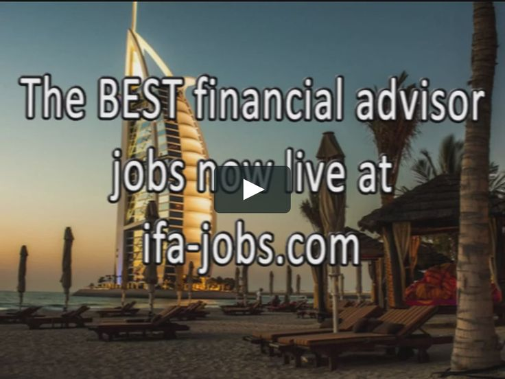 IFA Careers Offshore Financial Adviser Jobs offshore Advisor Careers - financial advisor job description