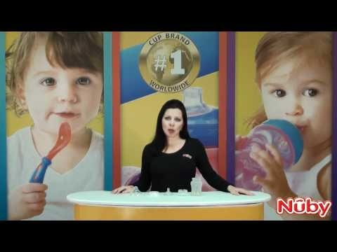 Nuby Natural Touch Newborn Step 1 Silicone Feeding Bottle