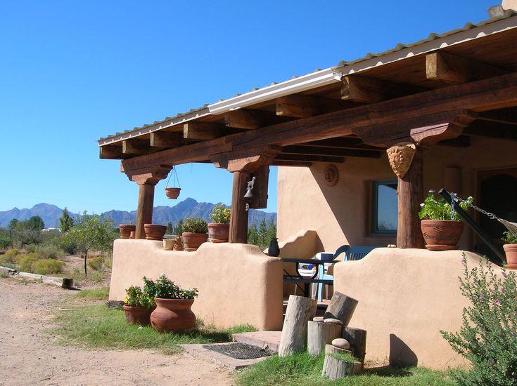293 Best Images About Southwest Desert Adobes On Pinterest