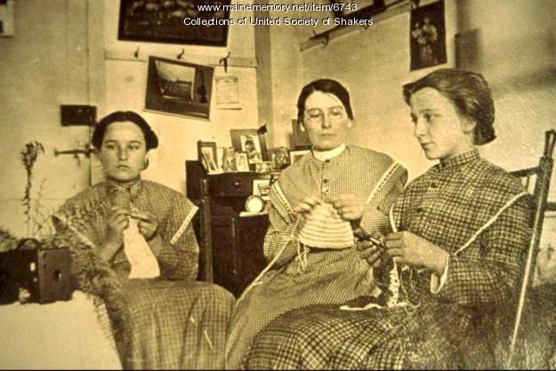 Group Of People Knitting : Best images about vintage of people knitting