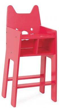 Janod Baby Cat High Chair $49.99 - from Well.ca