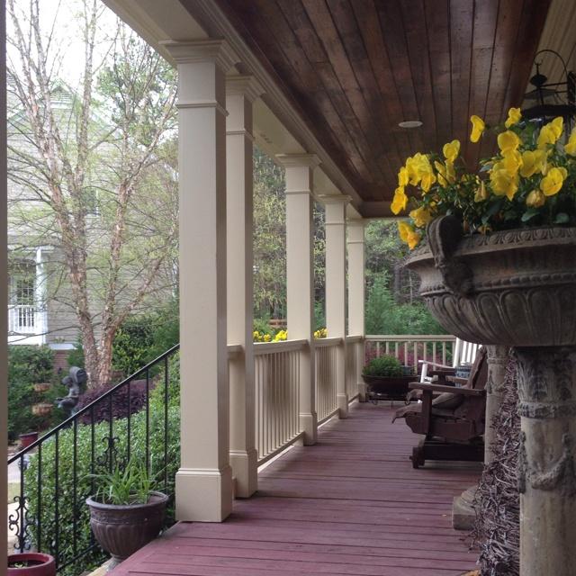 Small Front Porch Column Ideas: Best 25+ Porch Columns Ideas On Pinterest