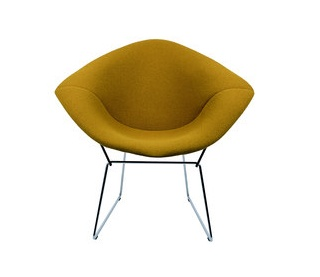 Bertoia Collection From Knoll International At Centro Forme: Italian By  Birth, A Sculptor, Professor And Furniture Designer, Harry Bertoia .