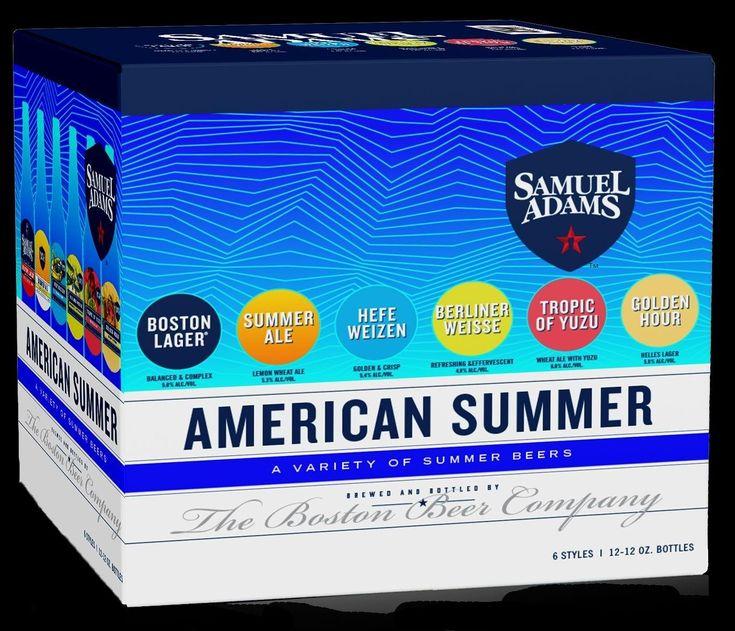 Taste-testing the Samuel Adams summer pack  http://l.kchoptalk.com/2reBGPS