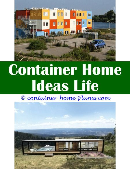 Self Contained House Plans Container Home Ideas Pinterest