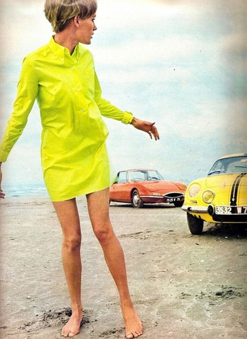 Fabulous 60's~ even the cars were cooler!