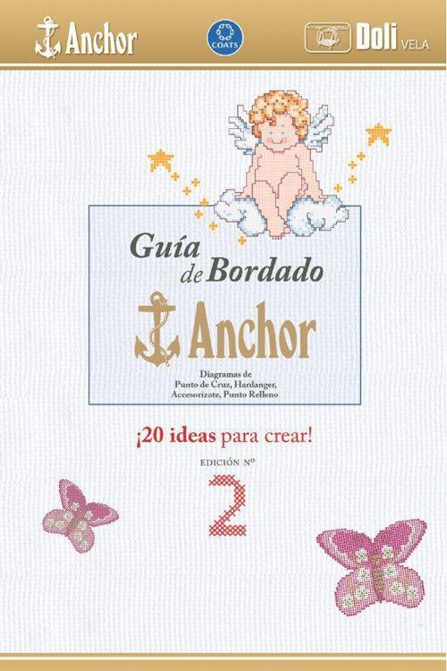 FlipSnack   2a Guía de Bordado by Coats and Clark