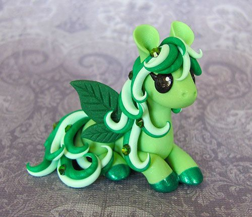 Leaf Pegasus Giveaway by DragonsAndBeasties.deviantart.com on @deviantART: