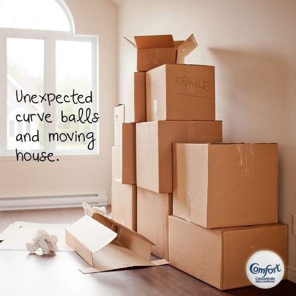 Our mommy blogger takes on the 'big move' and talks of her experience with preparing children for change > http://goo.gl/dTl0Hm