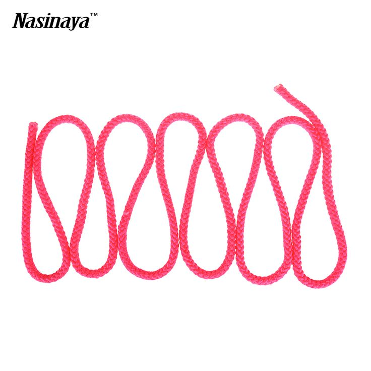 4 Colors RG Rope Nylon Roupa De Ginastica Solid Sports Apparatus Rhythmic Gymnastics Competition Rope Heavy Weight New Arrival #Affiliate