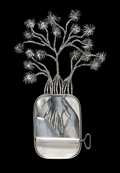sculpture by Fiona Hall