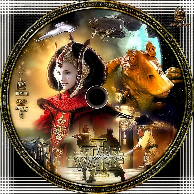 STAR WARS I LA AMENAZA FANTASMA V2 | por Anyma 2000