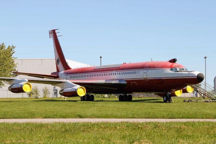 "23 Likes, 1 Comments - @jetwashphotos on Instagram: ""Pratt And Whitney Canada C-FETB Boeing 720-023B #ytr #cfbtrenton #boeing720 #cytr #aviation #avporn…"""