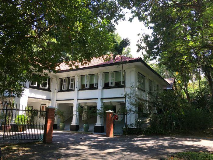 Hyderabad House   Singapore