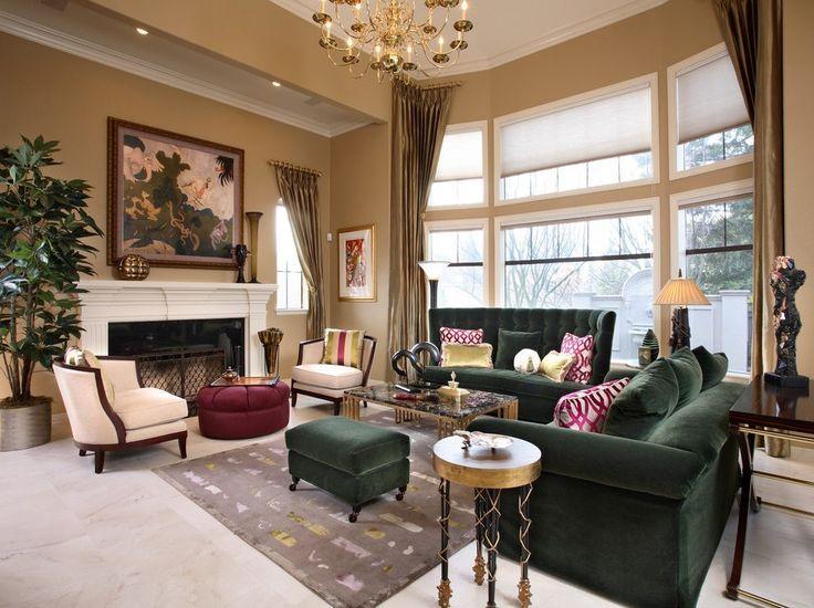 Best 25+ Burgundy couch ideas on Pinterest | Dark blue ...