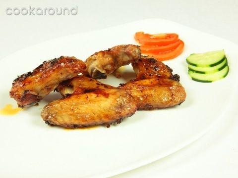 Ali di pollo al forno: Ricette Cambogia | Cookaround