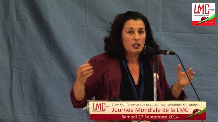 Conférence LMC France - Patients, Experts : regards croisés ! Le Docteur Hélène Hoarau, anthropologue de la santé, université de Bordeaux 2, présente l'observance et la LMC. https://www.lmc-france.fr