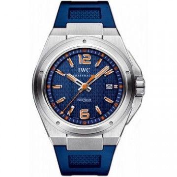 IW323603 IWC Ingenieur Automatic Mission Earth Watch