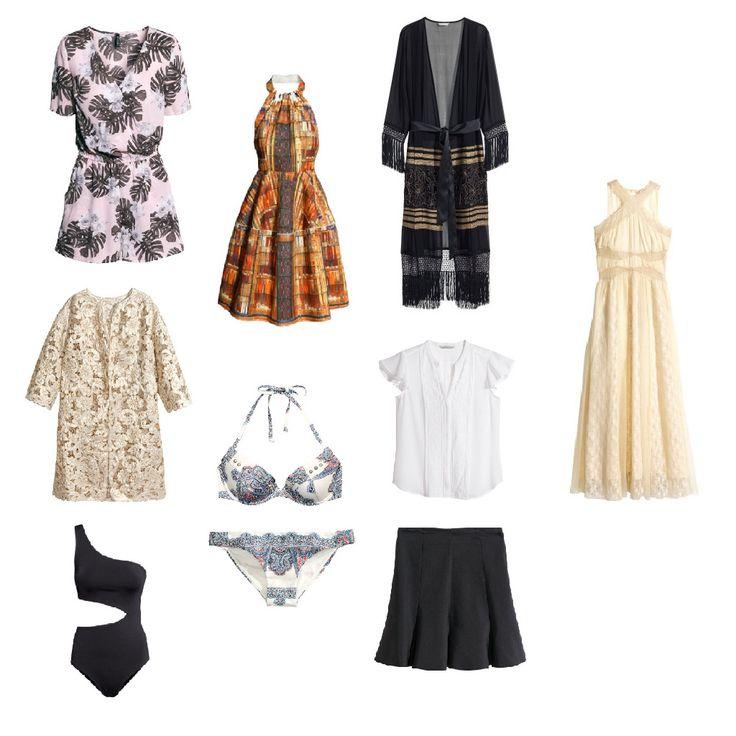 Selección H&M Verano 2014, Moda Sueca
