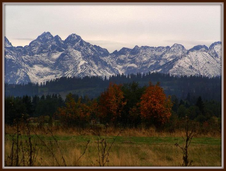 Tatry - jeseň