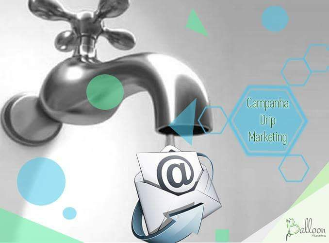 Campanhas de Drip marketing ou Campanhas de gotejamento mas também conhecidas também por outros nomes - marketing de gotejamento campanha de e-mail automatizada e-mails de ciclo de vida autoresponders e automação de marketing - o conceito é o mesmo: eles são um conjunto de e-mails de marketing que serão enviados automaticamente em um cronograma.  Um e-mail de boas-vindas quando alguém se inscrever na sua newsletter outro 3 dias depois falando sobre seus produtos e serviços e um no próximo…