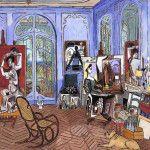 Como un acuerdo entre los gobiernos de Emiratos Árabes Unidos y Francia, en 2015 se abrirá una sede del Louvre en Abu Dabi, este recinto contará, en su colección permanente, con El retrato de una dama, un cuadro de Pablo Picasso, pintado en 1928, que sólo se conocía por un libro del historiador de arte …