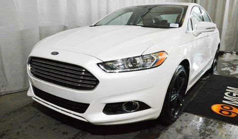 Shop New Ford Fusions at MGM Ford Lincoln in Red Deer, Alberta